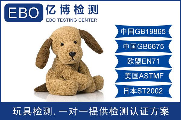 美国玩具测试标准ASTM F963检测流程
